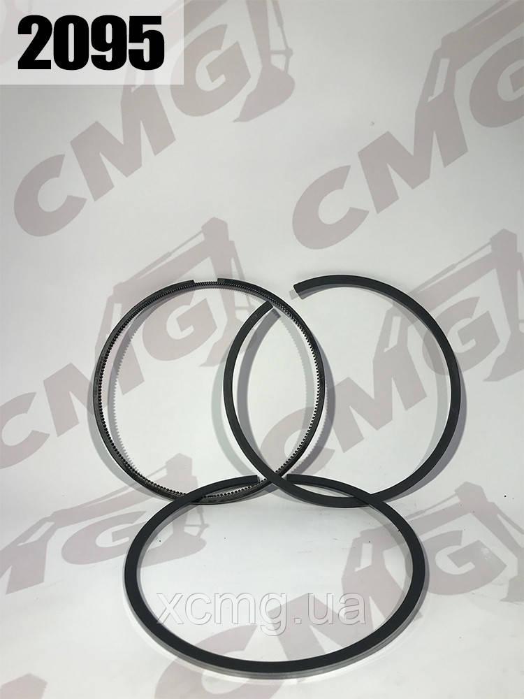 Поршневые кольца (комплект) 612600030055, 612600030051, VG1560030050 на двигатель WD615