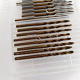 Сверло кобальтовое по металлу Р6М5К5 4.1 мм, фото 4
