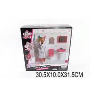 Мебель Gloria ванная комната с куклой 66844