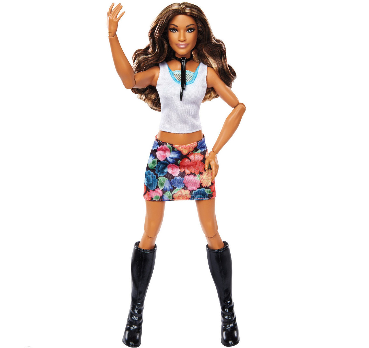 Кукла Суперзвезда Алисия Фокс, WWE Superstars Alicia Fox Fashion Doll