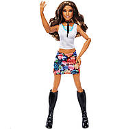 Кукла Суперзвезда Алисия Фокс, WWE Superstars Alicia Fox Fashion Doll, фото 1