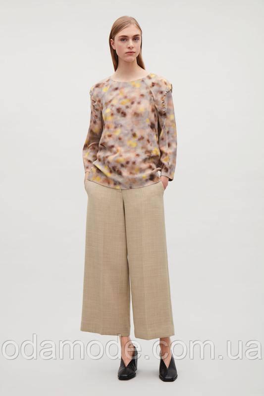 Блуза женская цветная COS