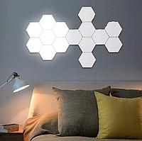Креативные Сенсорные LED светильники на стену - НАБОР из 5 ШТУК