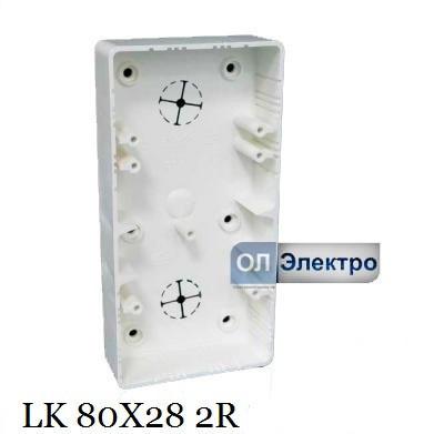Коробка приладова KOPOS LK 80X28 2R