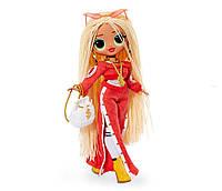 ЛОЛ Сюрприз! Модная кукла Свэг ОМГ - OMG Swag с 20 сюрпризами ОРИГИНАЛ!