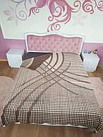 Покрывало Турецкое Хлопковое на кровать 200х220 (TM Zeron)  Турция