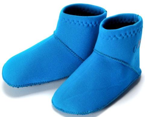Неопреновые носки для бассейна и пляжа Konfidence Paddlers Носки Konfidence Paddlers, Nautical Blue, 6-12 мес