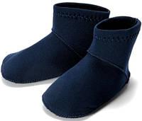 Неопреновые носки для бассейна и пляжа Konfidence Paddlers Носки Konfidence Paddlers, Navy, 6-12 мес
