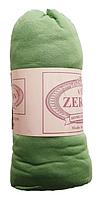 Оливковая простынь на резинке хлопковая 90*200 для детской кровати односпальная, Турция