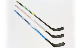 Клюшка хоккейная детская Youth (4-7 лет/120-140см) SK-5012-L левостор. (ABS, стекловолокно, дерево)