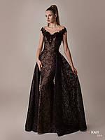 Топ! Роскошное Вечернее платье с блестками, модель KAVI 054