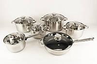 Набір посуду 12 предметів A-PLUS 2181, фото 1