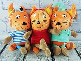 Мягкая игрушка. Три кота CLR162