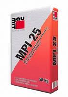 Baumit MPI-25, цементно-известковая штукатурная смесь для внутренних работ, 25 кг(I)