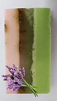 """Мыло""""Лаванда"""" с зелёной глиной"""