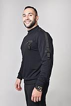 """Трикотажный мужской спортивный костюм """"Sven"""" с накладными  карманами (2 цвета), фото 2"""