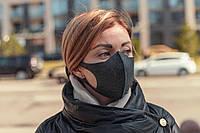 Защитная маска для лица | Серая Модная маска для лица | Маска питта | Pitta mask