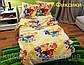 Полуторные комплекты постельного белья 145x215 из бязи голд (1.0), фото 5