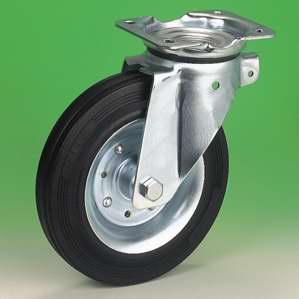 LIV Колесо поворотне 200 мм.