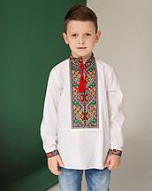 Вышитая рубашка для мальчишек, фото 2