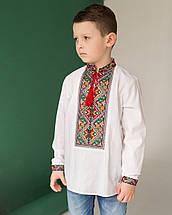 Вышитая рубашка для мальчишек, фото 3