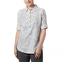 Рубашка женская Columbia Summer Ease Popover Tunic, фото 1