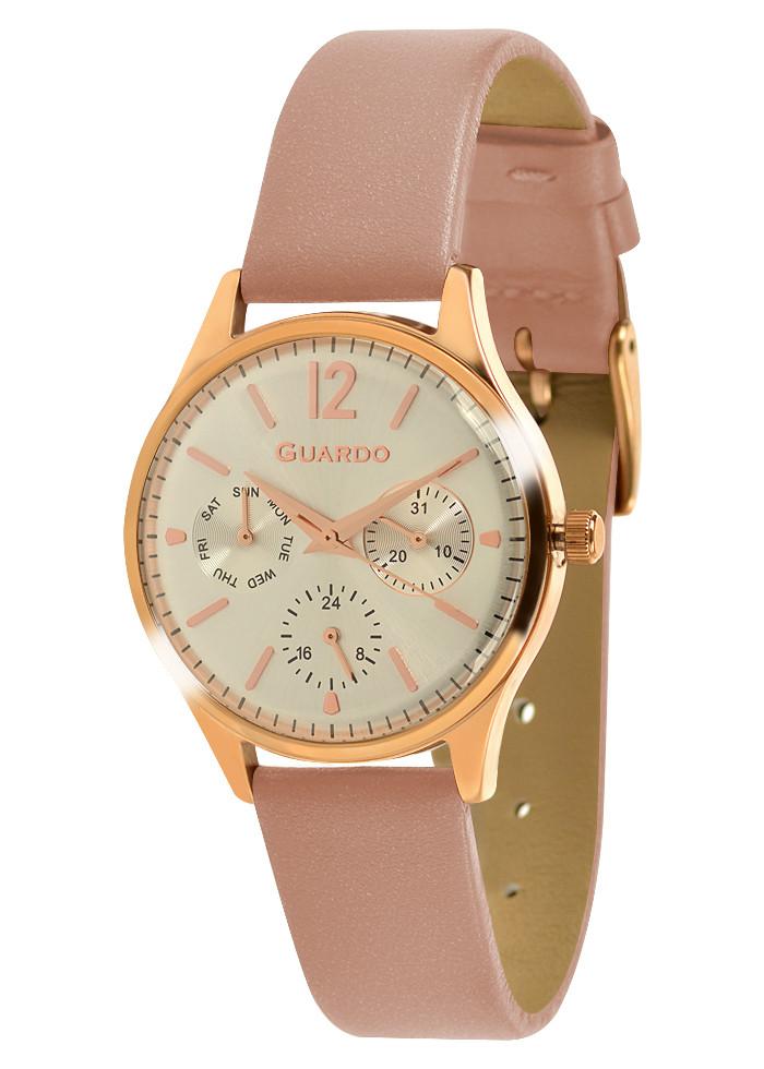 Женские наручные часы Guardo B01253-5 (RgWP)