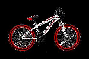 """Велосипед подростковый Titan Space 24"""" алюминиевая рама"""