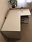 Стол компьютерный Эстет со вставками Дуб Сонома, фото 6