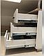 Стол компьютерный Эстет со вставками Дуб Сонома, фото 10
