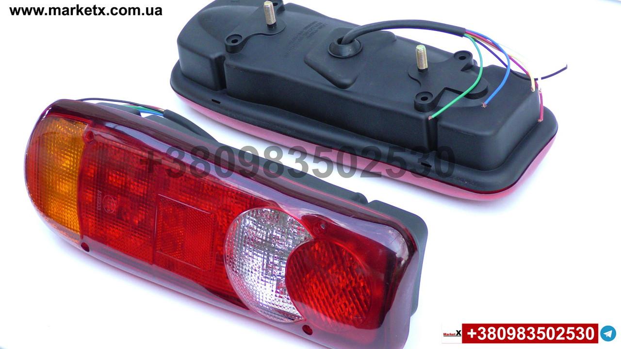 Комплект светодиодных фонарей LED 12-24V DAF Renault Midlum Premium Volvo FL