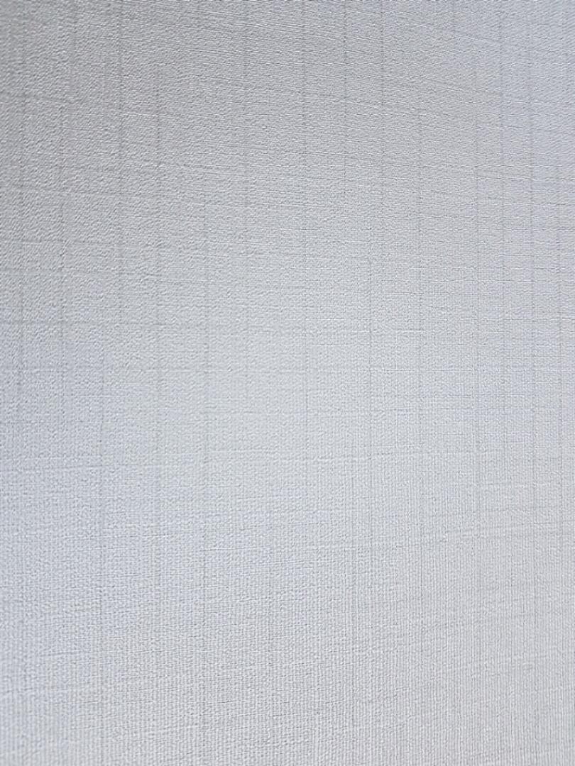 Обои виниловые на флизелине Marburg Tango 58858 однотонные серые  тонкая полоска клетка  10.05х0.70 м.
