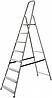 Стрім'янка металева 8- сходинок Drabest DR-ST-D8
