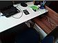 Стіл комп'ютерний Естет, Родос світлий, фото 5