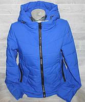 """Куртка женская демисезонная на синтепоне с капюшоном, размер M """"SALE"""" купить недорого от прямого поставщика"""