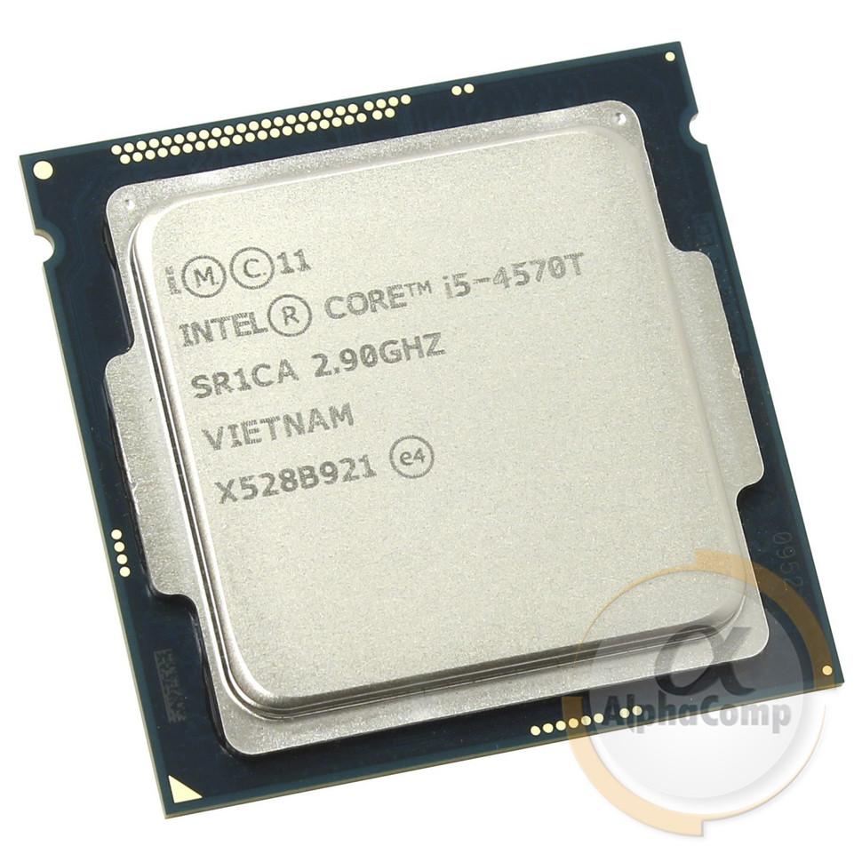 Процессор Intel Core i5 4570T (2×2.90GHz/6Mb/s1150) БУ