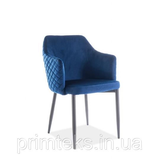 Кресло Astor Velvet ( Астор Вельвет) синий