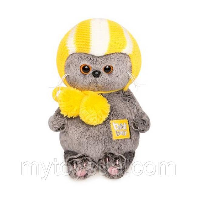 Мягкая игрушка Кот Басик Baby в люльке 20 см, Budi Basa, цена ... | 650x650