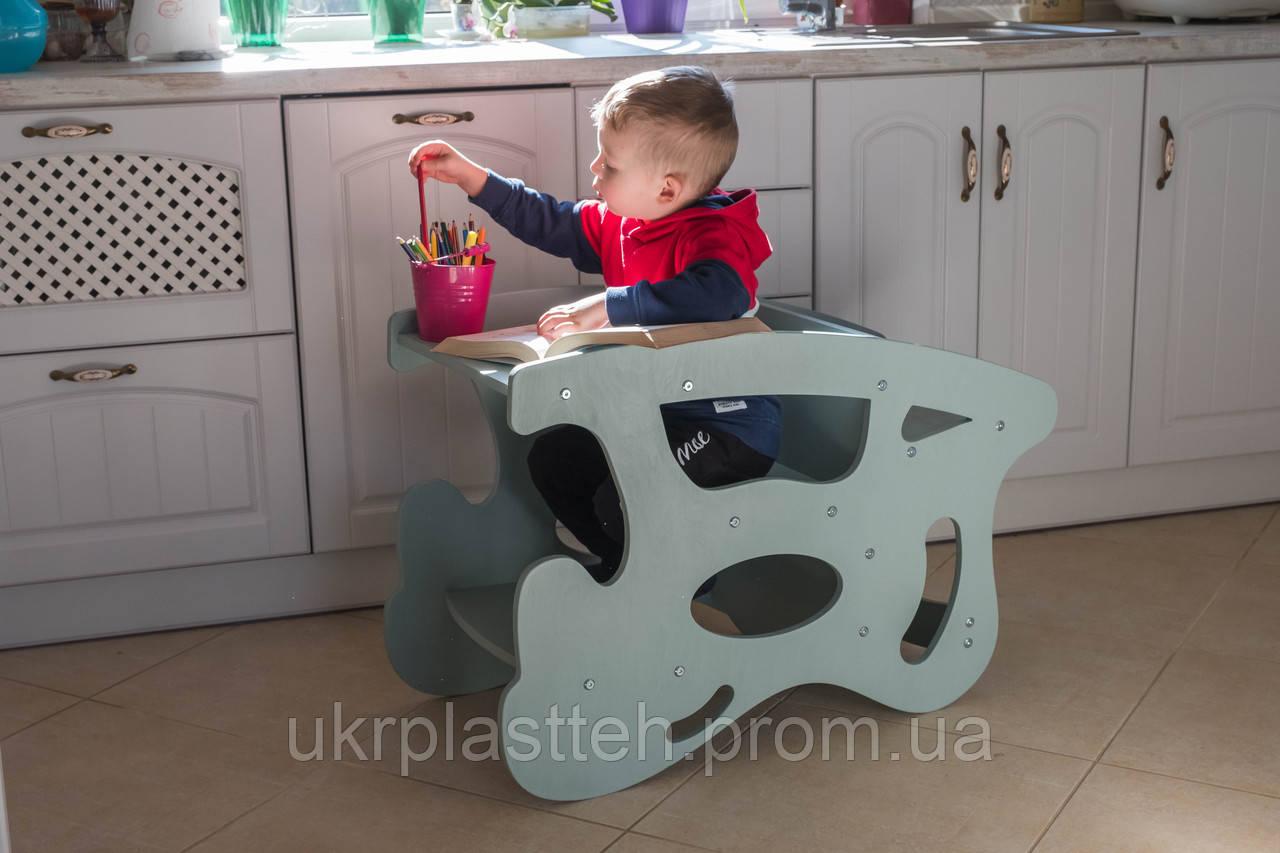 Детский стульчик 3 в 1, фото 2