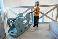 Детский стульчик 3 в 1 лошадка