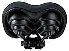 Сидіння для трекінгового велосипеда Wittkop Medicus Air Memory foam Tracking, фото 3
