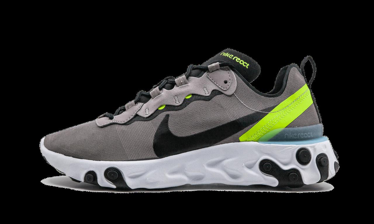 Кроссовки мужские Nike React Element 55. Оригинал