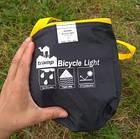 Намет Tramp Bicycle light 1 м, v2 TRT-033. Одноместная палатка для велотуризма. Намет Lightbicycle, фото 6