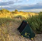 Намет Tramp Bicycle light 1 м, v2 TRT-033. Одноместная палатка для велотуризма. Намет туристичний, фото 9