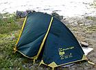 Намет Tramp Bicycle light 1 м, v2 TRT-033. Одноместная палатка для велотуризма. Намет туристичний, фото 10