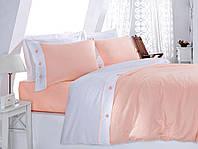 Однотонное постельное бельё Cotton Box Fashion SOMON