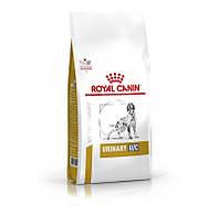 ROYAL CANIN URINARY S/O UC сухой корм для собак при лечении и профилактике мочекаменной болезни 14кг