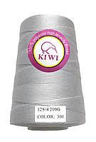 Нитка мешкозашивочная 12 S/4 Белая 1000м Kiwi
