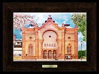 Картина класична  Місто Ужгород.