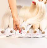 Зріз слов'янських волосся 60см. Колір #Блонд, фото 3